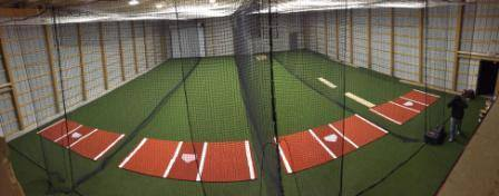 Turf, Netting Installation, Mats, Big Bubba Cage