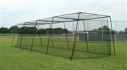 Batting Cage Frame and Net